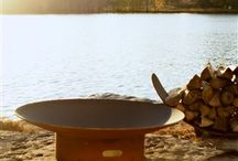 Outdoor Fire Bowls & Fire Pits