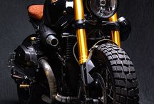 Beautiful Motorcycles