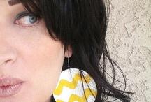 Earrings / by Mia McDaniel