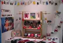 Display ideas for craft fairs and shows