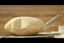 Main course - Bread Recipes / All Bread types and bread dishes prepared to excellent taste