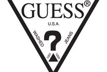 Guess / by Nikki Houser