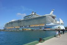 Royal Caribbean Allure of the Seas / by Alex Flores Cuba