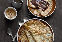 Pancakes / Pannenkoeken