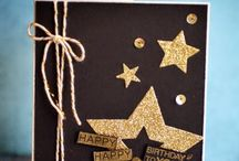 Card Inspiration - Stars