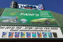 Cowley Paints
