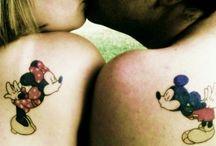 Tattoos / by Mac Molly Mills