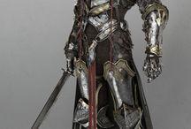 鎧 戦士 騎士