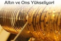 Altın Fiyatları / Günlük olarak altın fiyatları ve çeşitli altın haberlerinin okunabildiği web sayfasıdır.