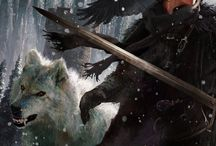 A song of ice and fire fanarts / Pics