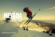 Nevada: A Winter Wonderland / by Travel Nevada