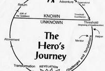 Helden / Heros / Jede Story braucht einen Helden und oft gibt es auch Helden des Alltags.