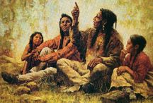 Tribes: American Indians; Tribes of The world
