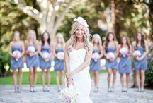 svatba - družičky