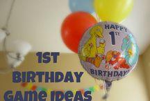 Birthday game ideas