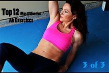 Exercise/ weight  / by Eva Rodriguez-Jones