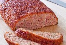 Amish Ham loaf.