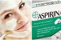 mascarilla de aspirinas