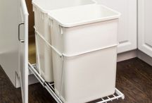 Storage Solutions / Find awesome ways to make your kitchen more efficient and easier to work in. Check us out today! @kitchensolvers.com