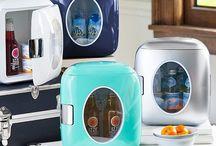 Mini fridges!