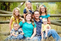 Family pic ideas / by Audra Jackson