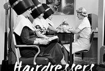Old fashion style / #hairtyle