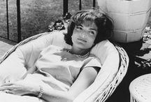 Timeless icons - Jacqueline Kennedy