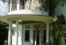 Opuszczone Domy - Miejsca