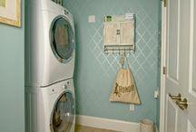 Quaker laundry room / by Ann Rourke