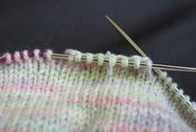 knitting / by Debra Esper