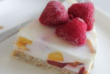 Food: Healthy Cakes