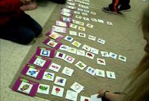 word work- kinders / by Andrea Powell