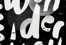 Cool typography