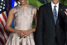 Michelle Obama Style / by POPSUGAR Fashion
