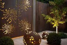 Laser cut wall panels