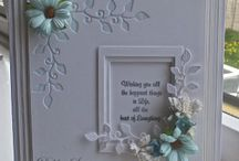 CAS/Non fussy, frilly cards