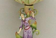 Awesome Porcelain / Porcelain , Antiques
