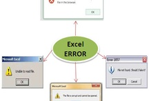 Excel Errors Recovery