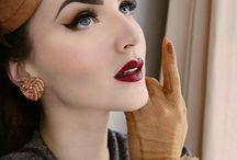Makeup / Pinup makeup
