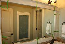 Master Bath Ideas / by Mary Banks