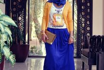 Hijab Outfit For Hijabers