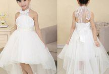 vestidos de la  primera comunion