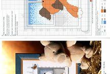 Cross Stitch Kipper