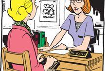 Dennis the Mennis comics / So innocent..... or is he? / by Rebecka Walker