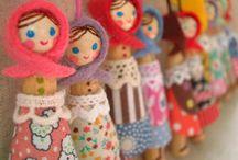 Dolly crafts / Dolls