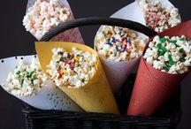 popcorn! I THINK YES