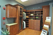 Closet & Storage Systems / All of our storage closets, storage shelves and storage space are specifically crafted for each individual customer with their particular organization solution in mind! Whether you need an entire closet or a few closet organizers, Creative Space - Shower Doors & More has your ideal organization solution.