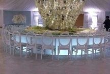Arabic wedding كوشة