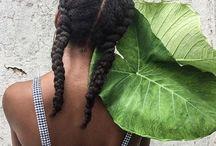 natural hair Goals ♡