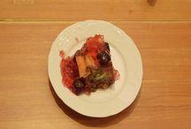 A CENA DA ME    ricette / ricette